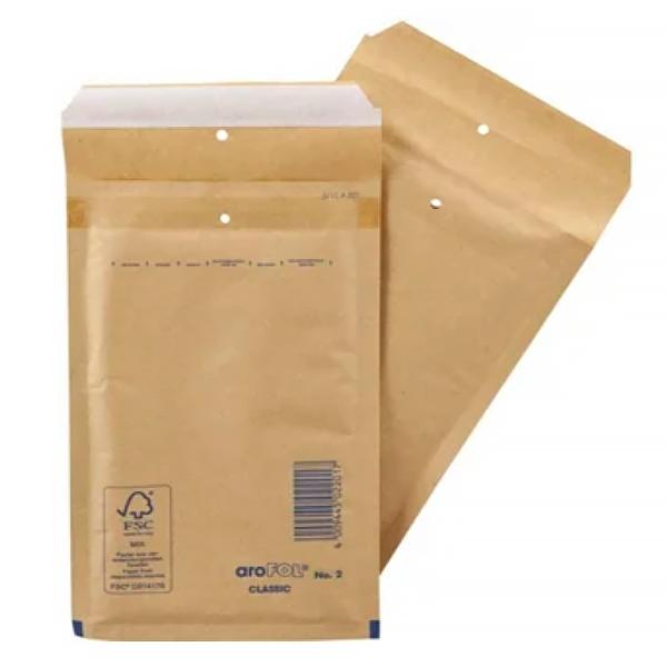 Envelopes Almofadados - Brinde Infinito